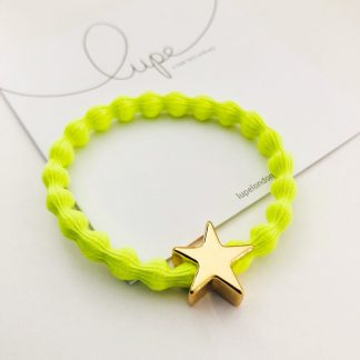 LUPE Gold Star Neon Lime