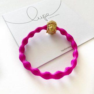 LUPE Gold Buddha Pink