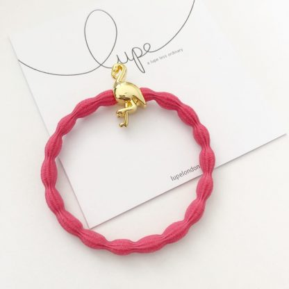 LUPE Gold Flamingo Coral