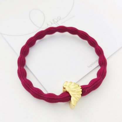 LUPE Gold Wing Burgundy