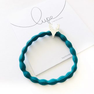Lupe Silver Stag Teal