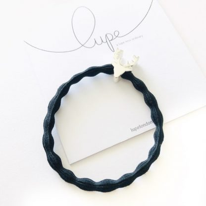 LUPE Silver Stag Black