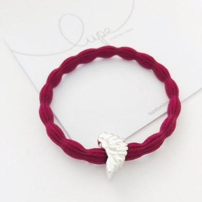 LUPE Silver Wing Burgundy