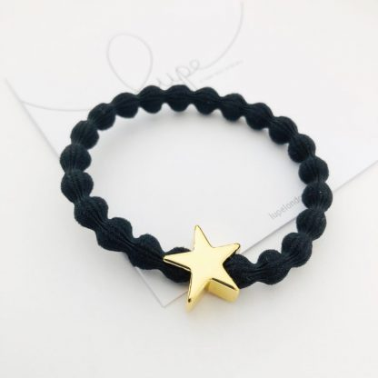 LUPE Gold Star Black