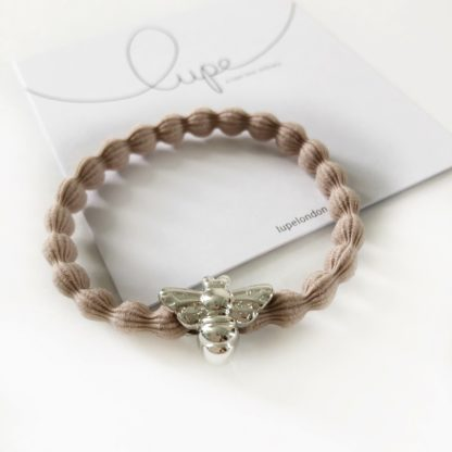 Lupe Bee Silver Taupe