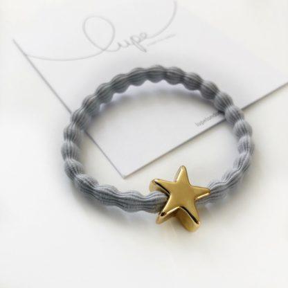Lupe Star Gold Light Grey