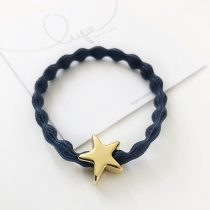 Lupe Star Gold Navy