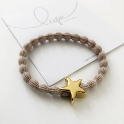 Lupe Star Gold Taupe