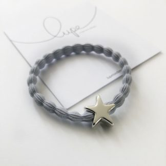 Lupe Star Silver Light Grey