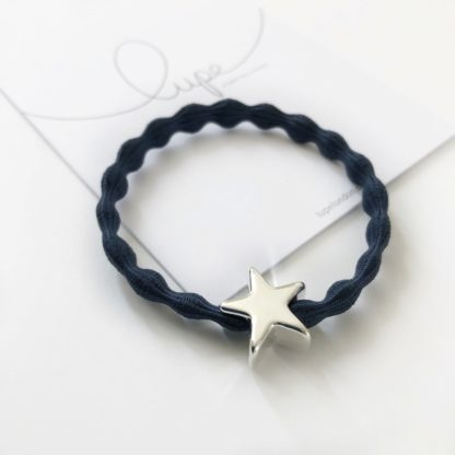 Lupe Star Silver Navy