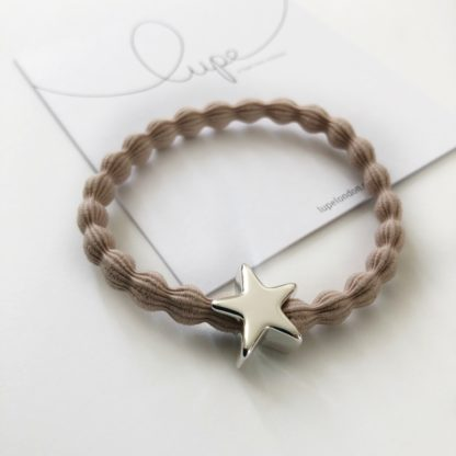 Lupe Star Silver Taupe