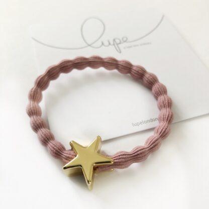 Lupe Star Blush Gold