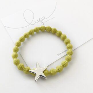 Lupe Star Mustard Silver